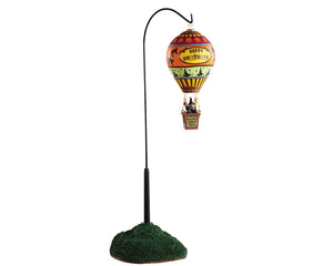 Lemax 04705 Esmeralda's Balloon Rides, Animated Table Piece- Gift Spice