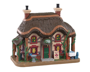 Lemax 05642 Cypress Lane Bed & Breakfast, Standard Lighted Building- Gift Spice