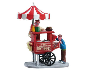 Lemax 12932 Hot Dog Cart