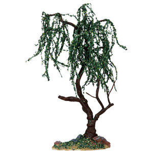 Lemax 14372 Green Willow, Large, Tree- Gift Spice