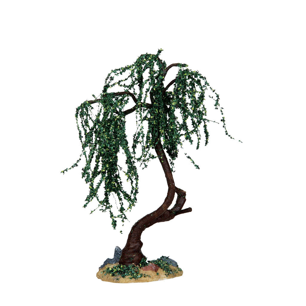 Lemax 14373 6 In. Green Willow, Tree- Gift Spice