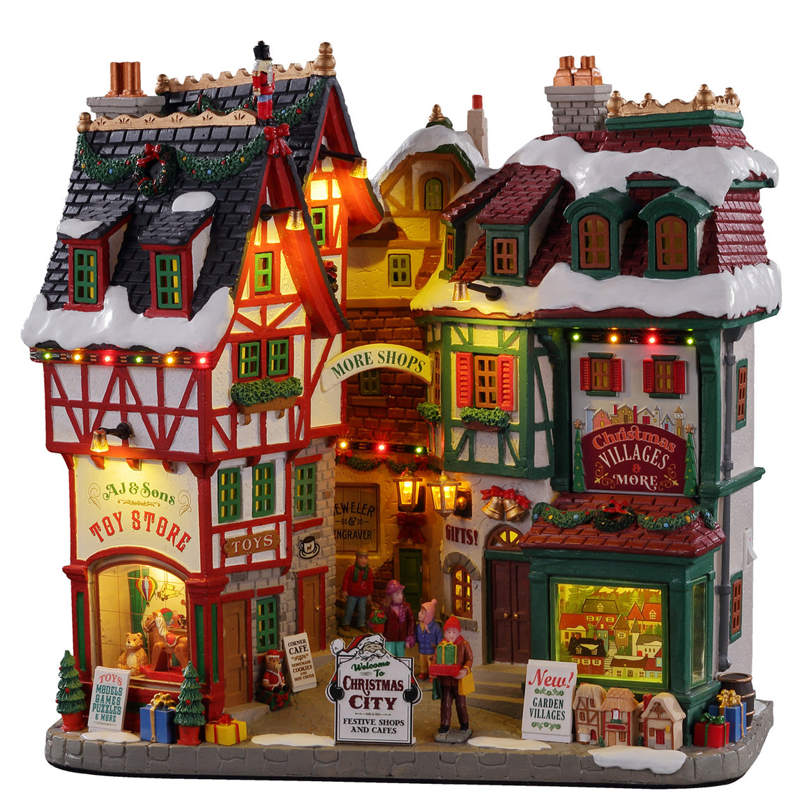 Lemax 15739 Christmas City