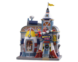 Lemax 15791 Out of This World Toy Shop
