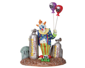 Lemax 32103 Balloon Clown, Figurine- Gift Spice