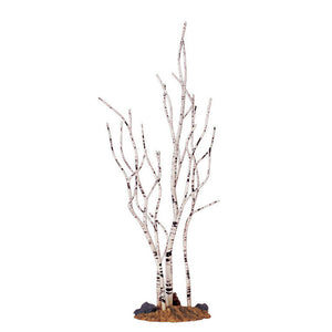 Lemax 34967 Birch Tree, Medium, Tree- Gift Spice