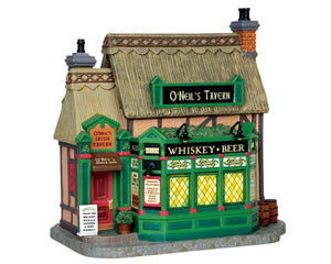 Lemax 45724 O'Neil's Irish Tavern