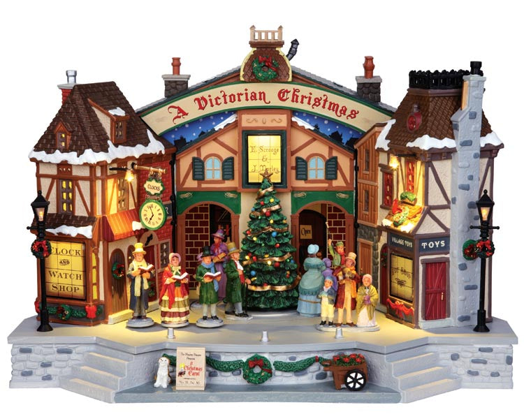Lemax 45734 A Christmas Carol Play