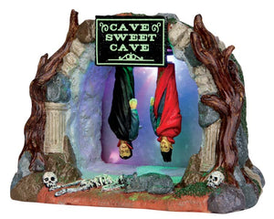 Lemax 54904 Cave Sweet Cave, Table Piece- Gift Spice