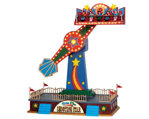 Lemax 54918 The Shooting Star, Sights and Sound piece- Gift Spice