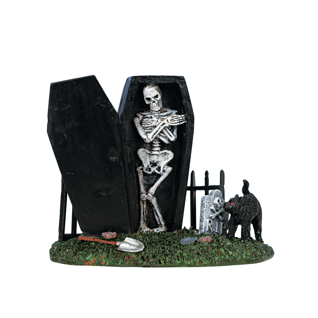 Lemax 62201 Spooky Graveyard, Figurine- Gift Spice