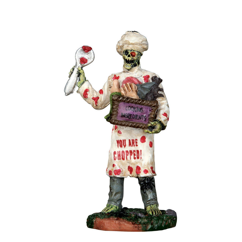 62430 Ghoul Chef, Lemax Spookytown- Gift Spice