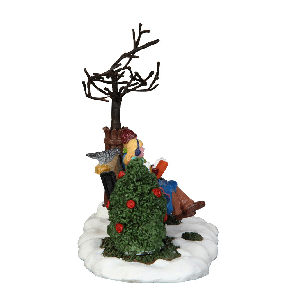 Lemax 63269 Cozy Christmas, Table Piece- Gift Spice