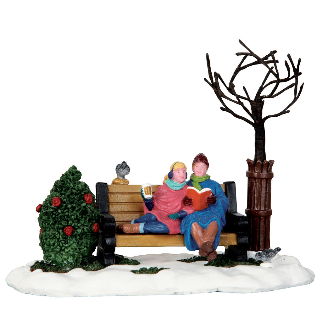 63269 Cozy Christmas, Lemax Collectibles- Gift Spice