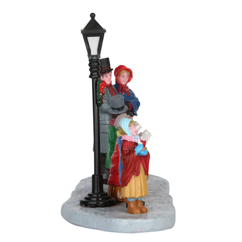 63272 Street Lamp Serenade, Lemax Collectibles- Gift Spice