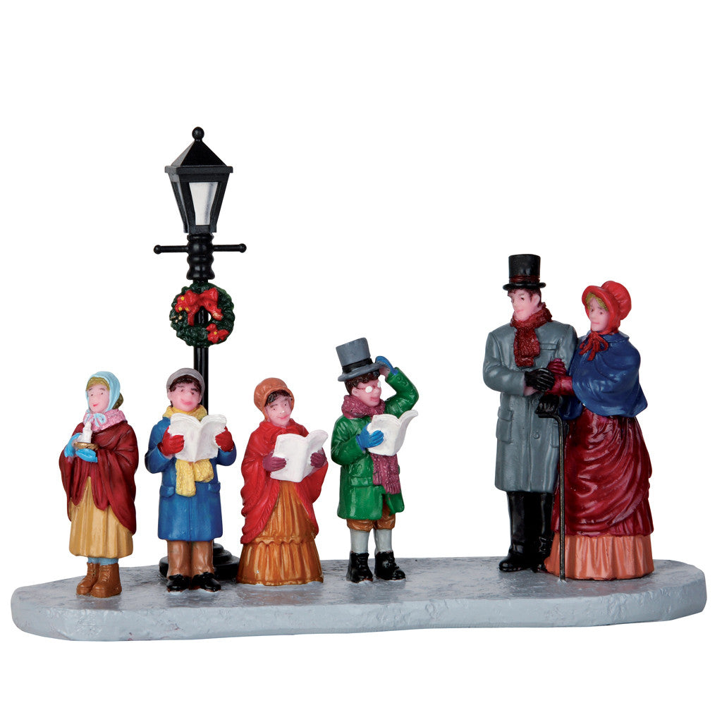 Lemax 63272 Street Lamp Serenade, Figurine- Gift Spice
