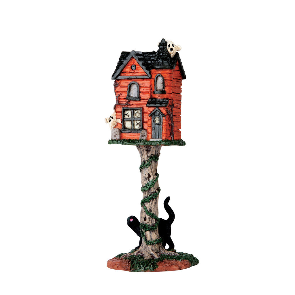Lemax 64051 Haunted Birdhouse, Accessory- Gift Spice