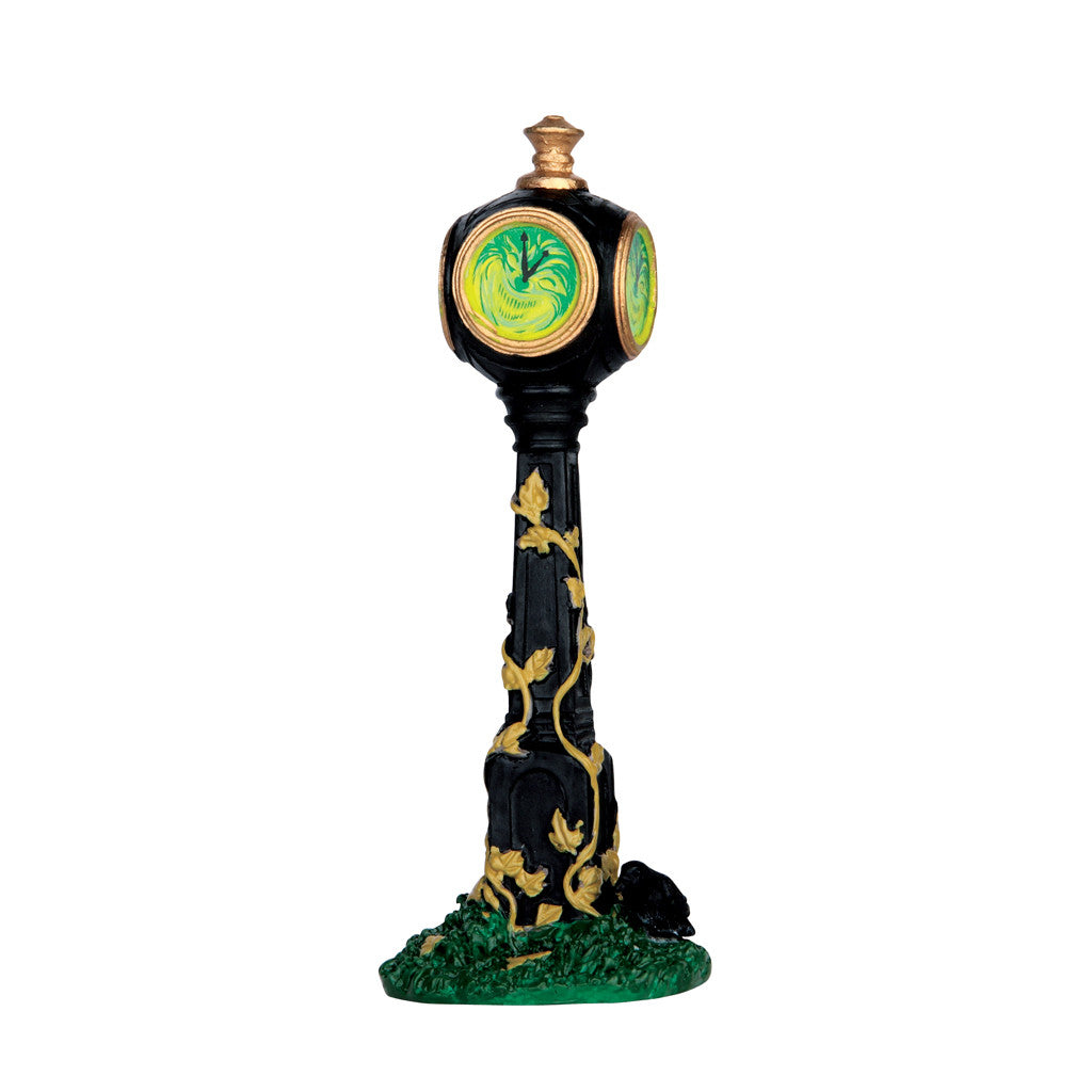 Lemax 64052 Creepy Clock, Accessory- Gift Spice