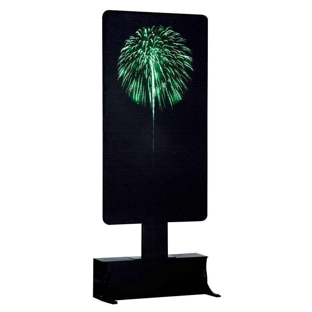 Lemax 64080 Green Fireworks, Accessory- Gift Spice