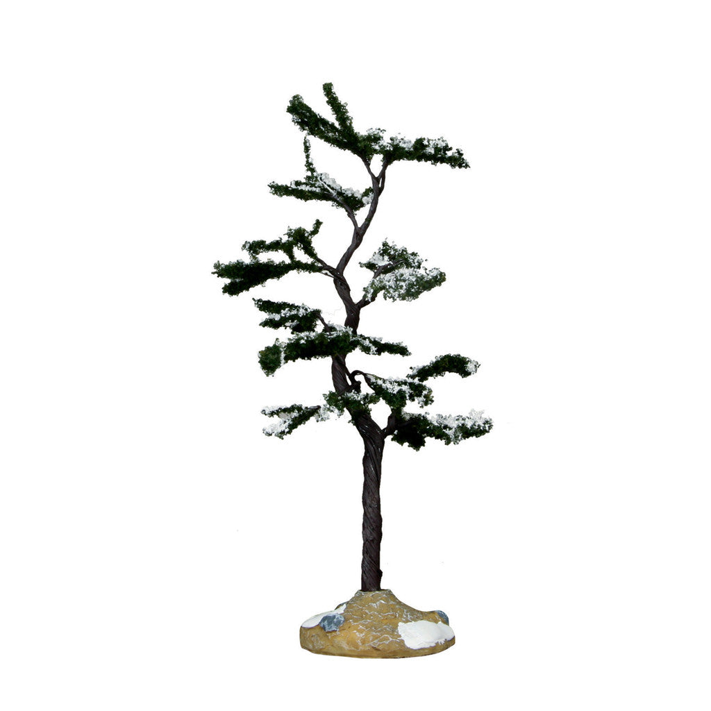 Lemax 64087 Marcescent Tree, Small, Tree- Gift Spice