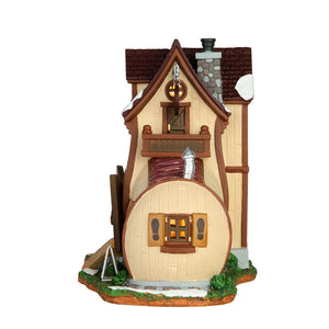 Lemax 65123 Eli's Cobbler Shoppe, Standard Lighted Building- Gift Spice