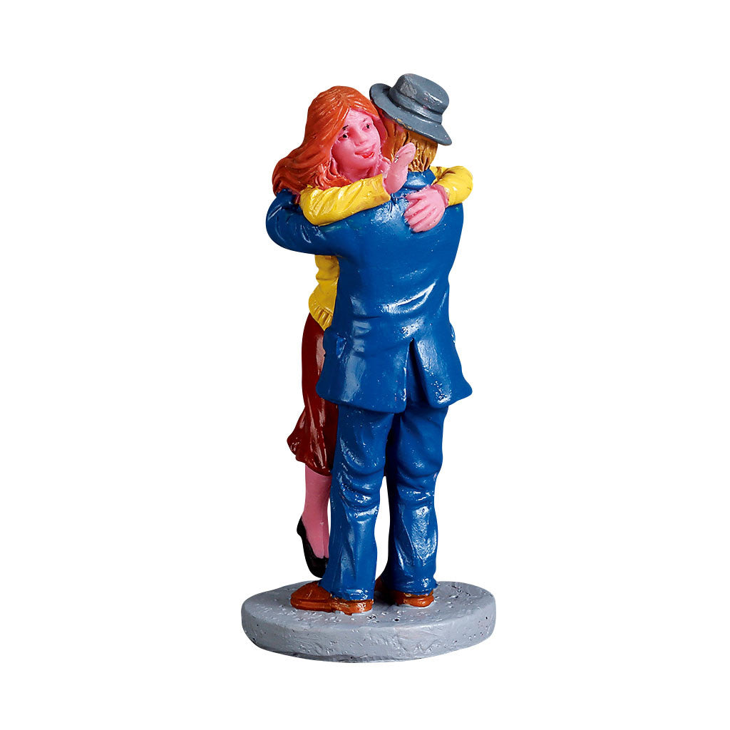 Lemax 72496 She Said Yes, Figurine- Gift Spice