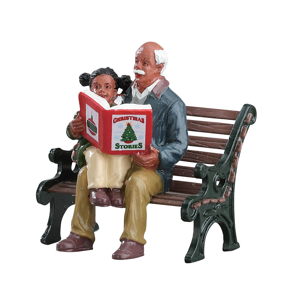 Lemax 72505 Christmas Stories, Figurine- Gift Spice