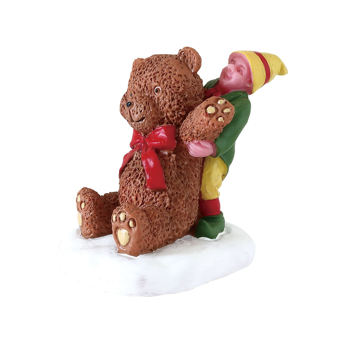 Lemax 72554 Big Bear, Figurine- Gift Spice