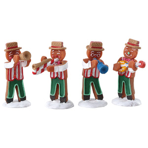 Lemax 72562 Gingerbread Jazz, Figurine- Gift Spice