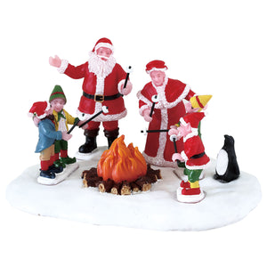 Lemax 73332 Christmas Celebration, Table Piece- Gift Spice