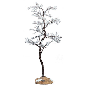 Lemax 74250 Morning Dew Tree, Medium, Tree- Gift Spice