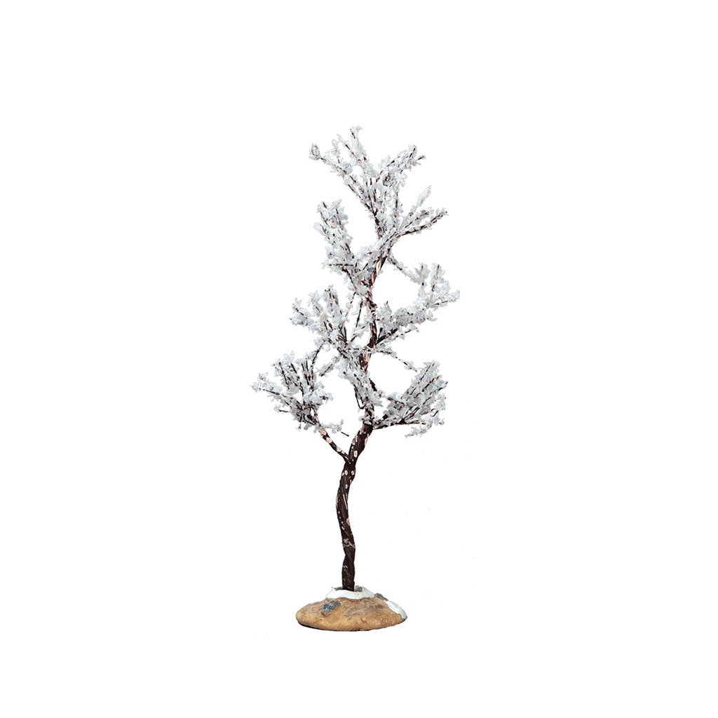 Lemax 74251 Morning Dew Tree, Small, Tree- Gift Spice