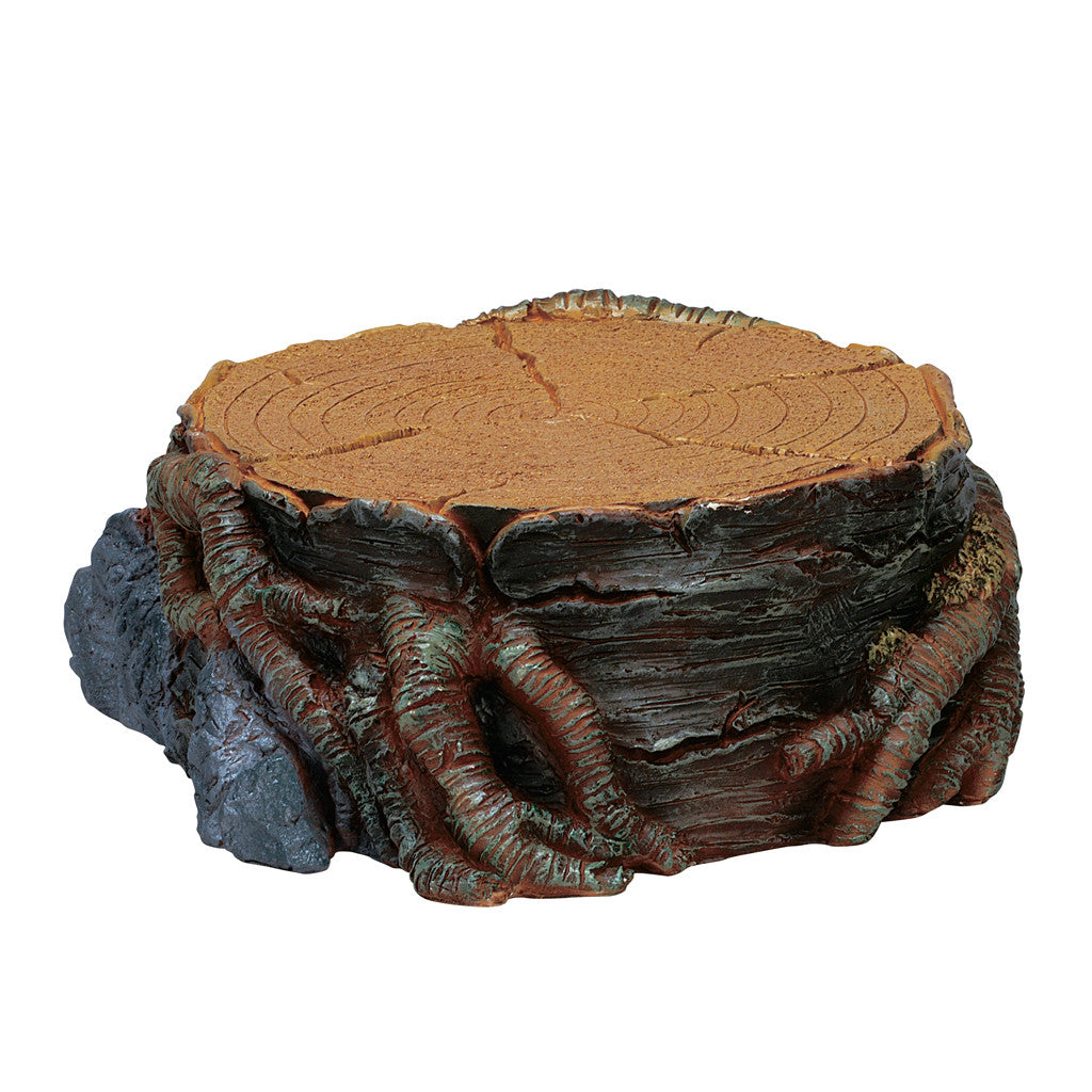 Lemax 74637 Tree Stump Display Platform - Small, Landscape- Gift Spice