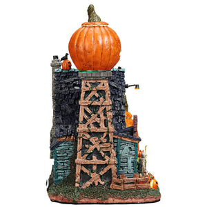Lemax 75172 The Mad Pumpkin Patch, Sights and Sound piece- Gift Spice