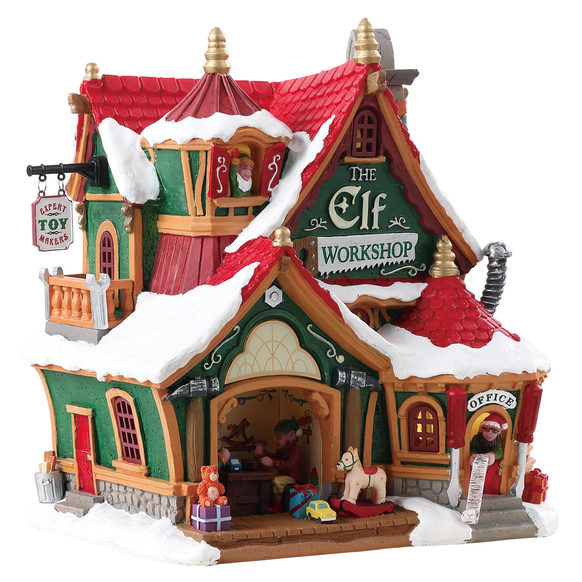 Lemax 75291 The Elf Workshop