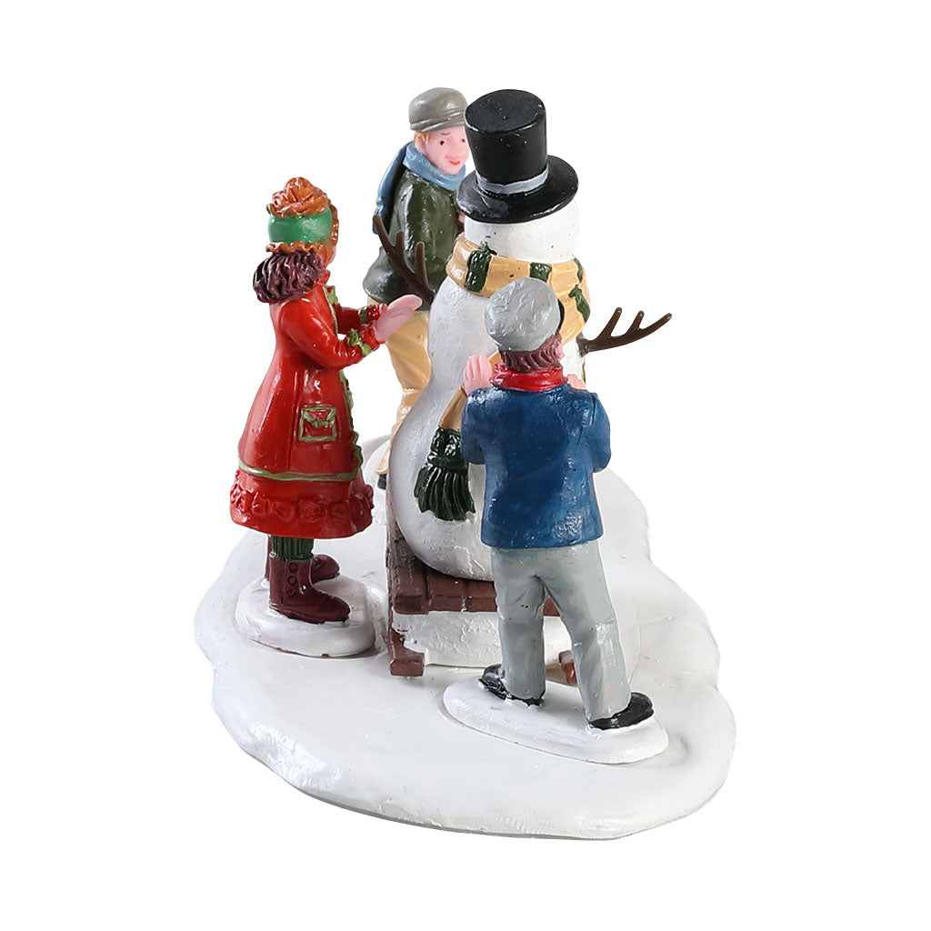 Lemax 83355 Kids Playing, Table Piece- Gift Spice
