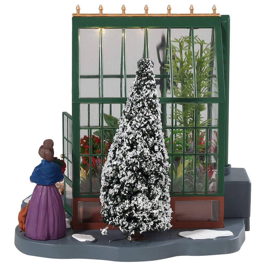 Lemax 84347 Victorian Greenhouse, Table Piece- Gift Spice