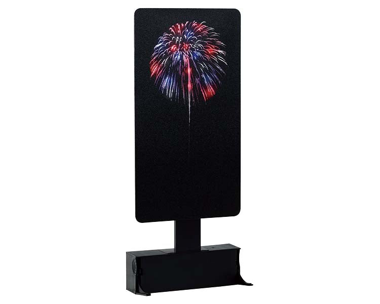 Lemax 84369 Red, White & Blue Fireworks, Accessory- Gift Spice