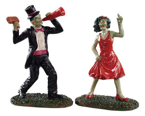 Lemax 92730 The Dancing Dead, Set of 2