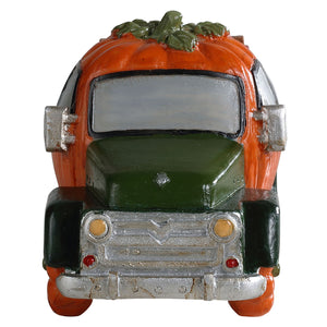 Lemax 93445 Pumpkin Truck, Table Piece- Gift Spice