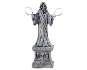 Lemax 94489 Skeleton Lamp, Accessory- Gift Spice
