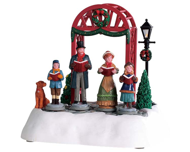 Lemax 94528 Victorian Carols, Table Piece- Gift Spice