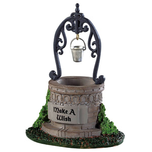 Lemax 94536 Victorian Wishing Well, Accessory- Gift Spice