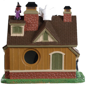 Lemax 95455 Spooky Winner, Standard Lighted Building- Gift Spice