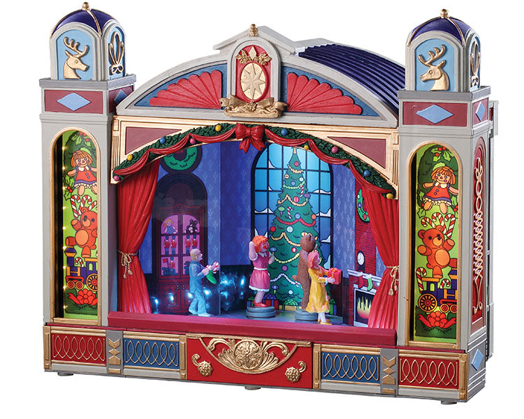 Lemax 95461 Christmas Ballet, Sights and Sound piece- Gift Spice