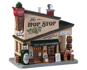 Lemax 95485 The Hop Stop