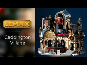Lemax 95463 Ludwig's Wooden Nutcracker Factory
