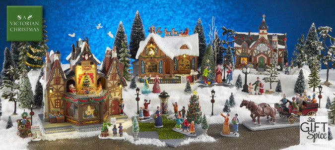 Lemax Collectibles A Victorian Christmas