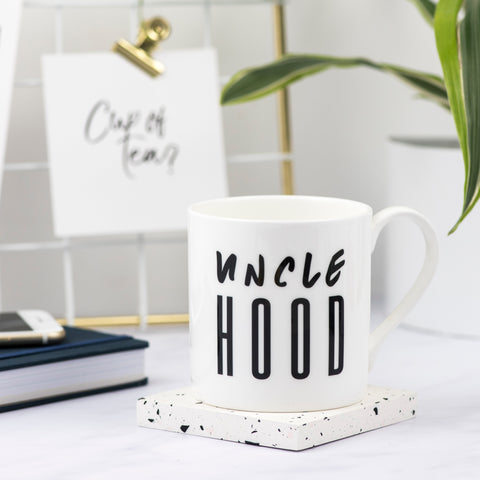 Uncle Hood Bone China Mug
