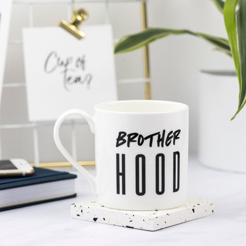 Brother Hood Bone China Mug