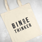 Binge Thinker Bag For Life